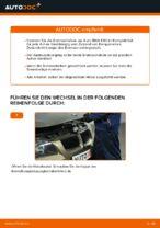 Wie der Austausch der vorderen Bremsscheiben bei einem BMW E90 funktioniert