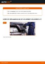 Doe het zelf reparatiehandleiding Mercedes S203