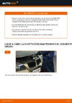 Tutorial paso a paso en PDF sobre el cambio de Latiguillos de Freno en BMW 3 (E90)