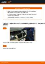 Cómo cambiar las pastillas de freno de discos delantero BMW E90