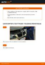 Bytte Bremsekloss bak og foran BMW gjør-det-selv - manualer pdf på nett