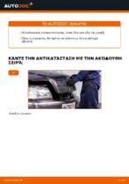 Εγχειρίδιο PDF στη συντήρηση C-class