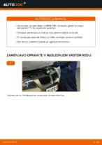 Priročnik za delavnico za BMW 3 Touring (E46)