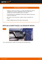Manual DIY sobre como substituir o Correia estriada no MERCEDES-BENZ C-CLASS (W202)