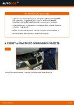 BMW 3 SERIES Féktárcsák cseréje : ingyenes pdf