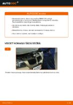 Kā nomainīt BMW E90 priekšējos bremžu diskus