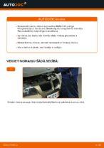 BMW 3 SERIES Bremžu diski nomaiņa: rokasgrāmata