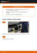 Kā nomainīt bremžu klučus priekšējām disku bremzēm BMW E90