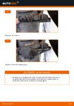 Comment remplacer les essuie-glaces arrière sur une Mercedes W245