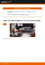 Replacing Ignition Coil: pdf instruction for ABARTH 500 / 595