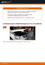Wymiana Klocki Hamulcowe MERCEDES-BENZ B-CLASS: instrukcja napraw