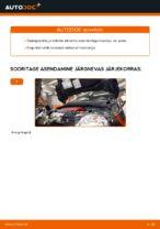 Online tasuta juhised kuidas vahetada Süütepool ABARTH 500 / 595 (312_)