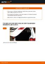 elektrisch Heckklappendämpfer MERCEDES-BENZ E-Klasse | PDF Wechsel Tutorial