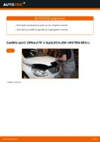 Brezplačna spletna navodila kako obnoviti Vzigalna svecka MERCEDES-BENZ B-CLASS (W245)