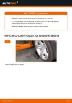 Tutorial de reparo e manutenção Mercedes S204