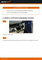 BMW E90 gyújtógyertya csere