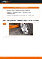 Comment remplacer les amortisseurs de suspension avant sur une Mercedes W202