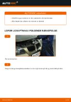 Hvordan tændrørene på BMW E90 udskiftes