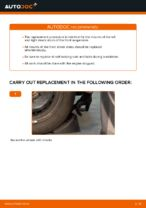 Online manual on changing Fog lamps yourself on BMW X5 (E53)