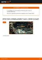 Changement Bougies d'Allumage FORD FIESTA : manuel d'atelier