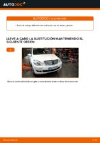repuestos MERCEDES-BENZ GLA | PDF Tutorial de reparación