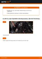 Automekaanikon suositukset HONDA Honda Accord VIII CU 2.2 i-DTEC (CU3) -auton Jousijalan Tukilaakeri-osien vaihdosta