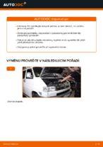 Návodý na opravu a údržbu VW Transporter T3
