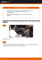 Εγχειριδιο κατοχου VW TRANSPORTER