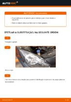 Tutorial de reparo e manutenção