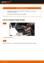 Automehāniķu ieteikumi VW VW TRANSPORTER IV Bus (70XB, 70XC, 7DB, 7DW) 2.4 D Bremžu suports nomaiņai