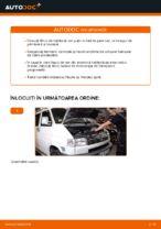 VW T3 Bus tutorial de reparație și întreținere