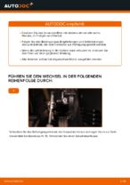 Tipps von Automechanikern zum Wechsel von FORD Ford Fiesta V jh jd 1.4 16V Radlager