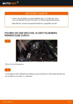 HONDA Luftfiltereinsatz Auto Ersatz wechseln - Online-Handbuch PDF