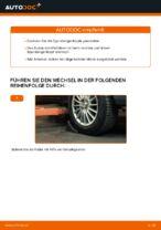 Wie der Austausch von Spurstangenköpfen bei Ford Fiesta V JH JD-Autos funktioniert