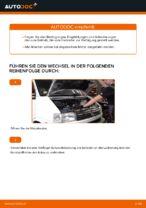 Luftfiltereinsatz Auto Ersatz auswechseln: Online-Handbuch für VW TRANSPORTER