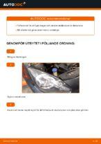 bilreservdelar TOYOTA SIENTA | PDF Manual för reparation