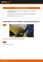 MAPCO 8550 til TOYOTA | PDF manual for bytte