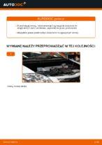 PDF instrukcja wymiany: Filtr powietrza TOYOTA