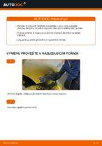 Výměna přední a zadní Brzdové obloženie TOYOTA YARIS: online průvodce