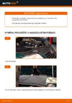 Jak vyměnit vzduchový filtr motoru na VOLKSWAGEN PASSAT B5 (3BG, 3B6)