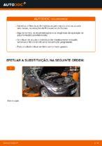 Como substituir um filtro de ar de habitáculo em BMW E92