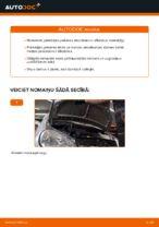 Automehāniķu ieteikumi MERCEDES-BENZ Mercedes W168 A 170 CDI 1.7 (168.009, 168.109) Bremžu šļūtene nomaiņai