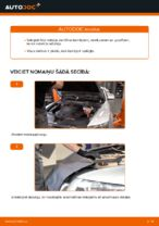 Automehāniķu ieteikumi AUDI Audi A6 4f2 2.0 TDI Amortizators nomaiņai