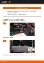 Automehāniķu ieteikumi VW Passat 3b6 1.8 T 20V Bremžu Kluči nomaiņai