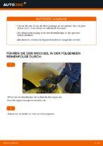 PDF-Tutorial zur Wartung für YARIS