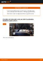 Auswechseln Motorluftfilter VOLVO V70: PDF kostenlos