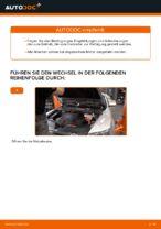 Wie Sie den Motorluftfilter am Audi A6 C6_4F ersetzen