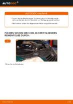 Wie Sie den Motorluftfilter am VOLKSWAGEN PASSAT B5 (3BG, 3B6) ersetzen