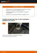 Online-Anleitung zum Bremsbelagsatz-Austausch am LEXUS RX (MHU3_, GSU3_, MCU3_) kostenlos