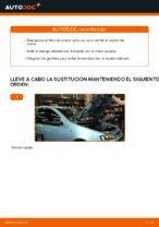 Cómo cambiar el aceite de motor y el filtro de aceite FIAT PUNTO 188